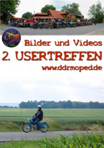 DVD Cover 2. Usertreffen