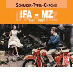 IFA MZ 1950 - 1991