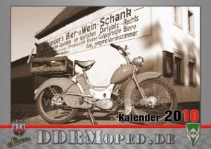 DDRMoped.de Kalender 2010