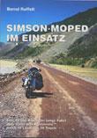 Simson-Moped im Einsatz