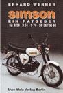 Simson Ratgeber für S50, S51, S70 und SR 50/ SR 80