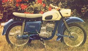 MZ Motorrad ES 125