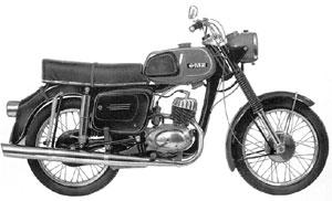 MZ Motorrad ETS 150