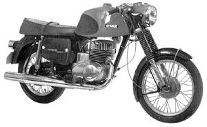MZ Motorrad ETS 1250