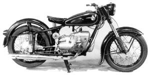 MZ Motorrad BK 350