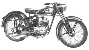 MZ Motorrad RT 125/2