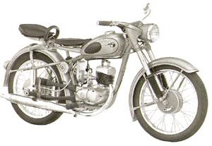 MZ Motorrad RT 125/3