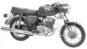 MZ Motorrad TS 125
