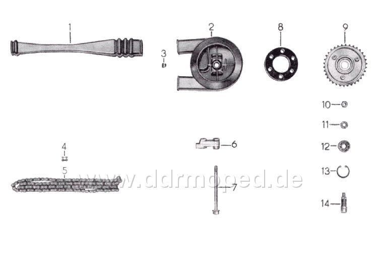 s51 schwinge explosionszeichnung