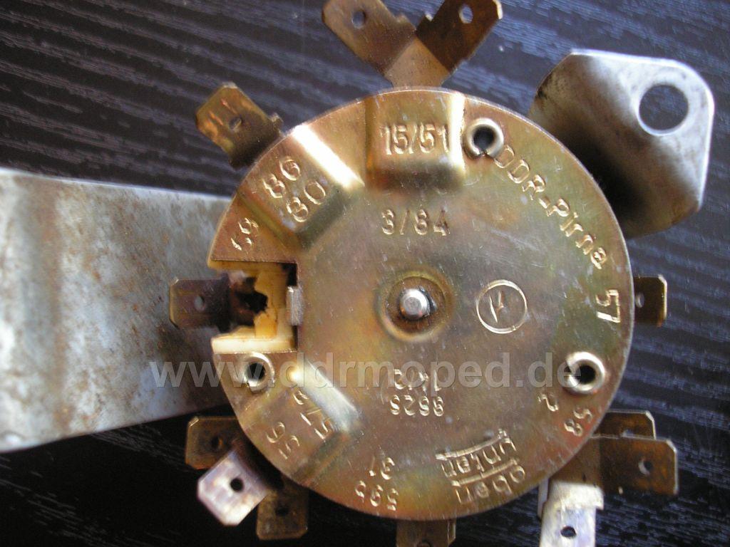 Schaltplan Kr51 1 Zundschloss