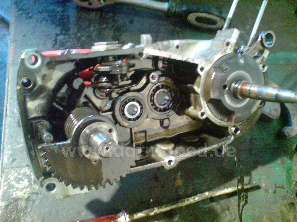 S50 Motor Macht Ger Usche Was Falsch Zusammengebaut
