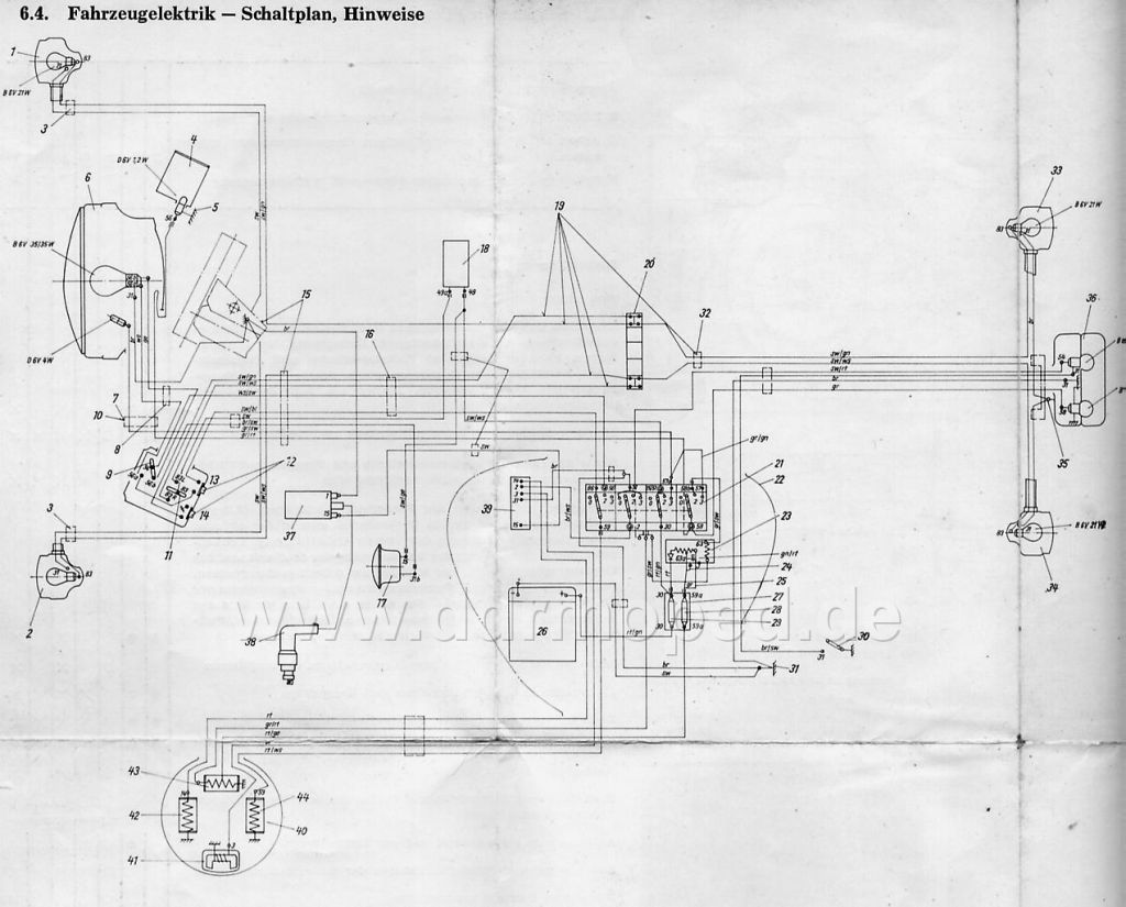 schaltplan s51 vape pdf