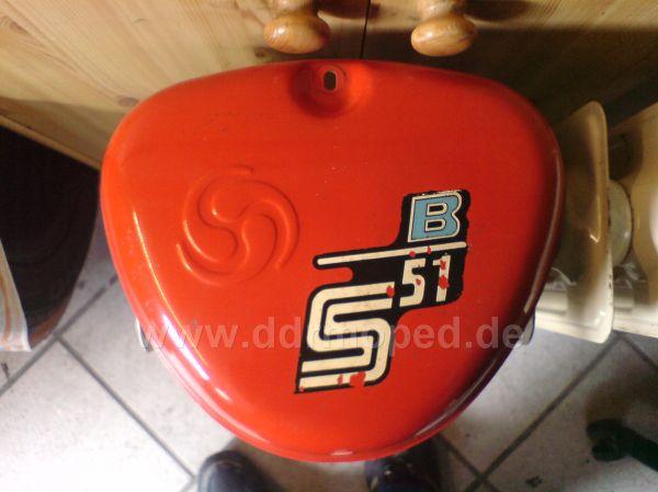 Restaurierung simson S51 B1-4, Fragen und Bericht ...