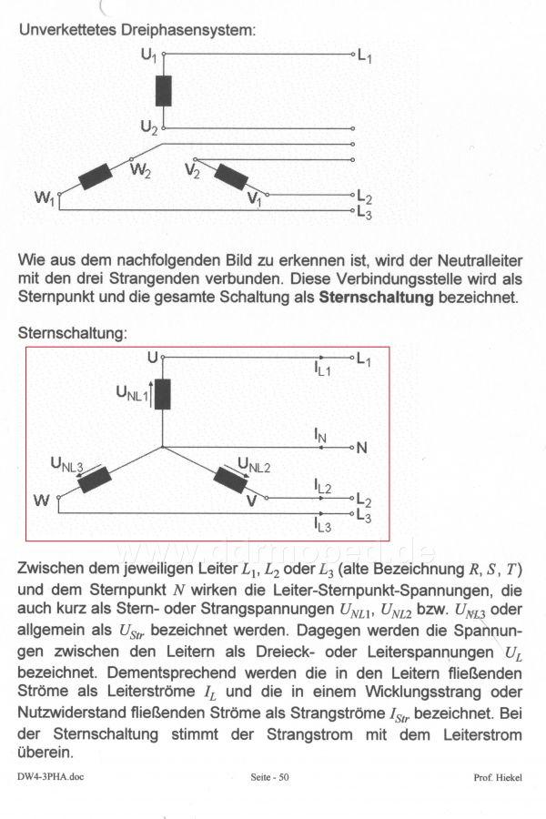 Schön Schaltplan Für Elektromotor Mit Kondensator Zeitgenössisch ...
