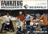 VEB Beierfeld Werbung