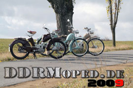 DDRMoped.de Kalender 2009
