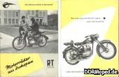 Werbung MZ RT 125/2