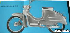 Simson Kleinroller KR50