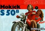 Simson Mokick S 50 B