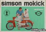 Simson Mokick Star