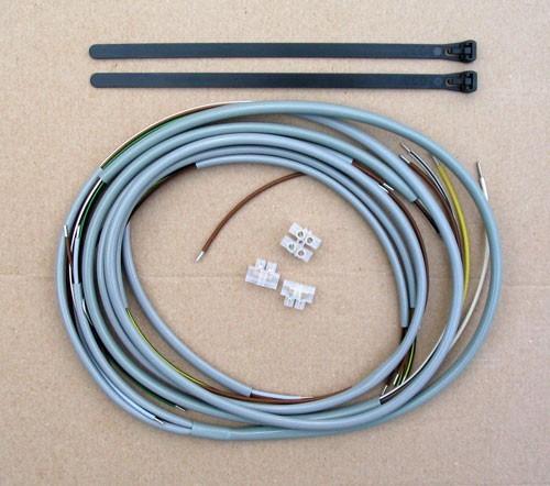 Kabelbaum grau Wechselstrom für Simson SR2 - Online Shop