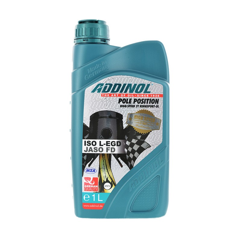 addinol pole position high speed 2t 1 liter dose online