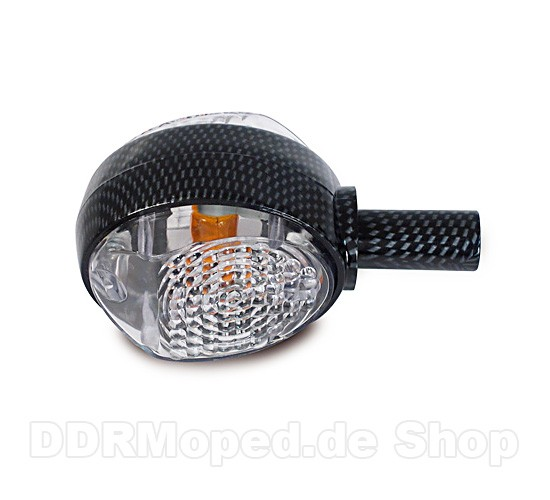 blinker carbon optik simson schwalbe kr51 sr4 online shop. Black Bedroom Furniture Sets. Home Design Ideas